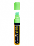 Green 15mm Wet Wipe Securit Chalk Marker